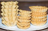 Тарталетки для салатов и закусок
