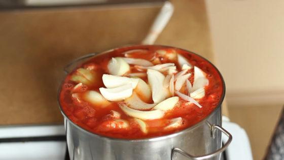 Как варить кетчуп