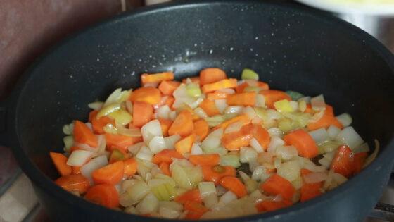Выложите морковь к луку рецепт с фото икра