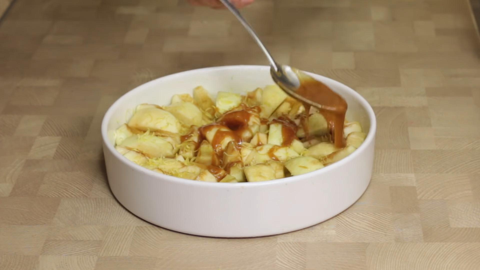 Начинка для яблочного пирога
