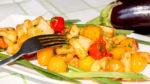 Тонкие картофельные лепешки без дрожжей